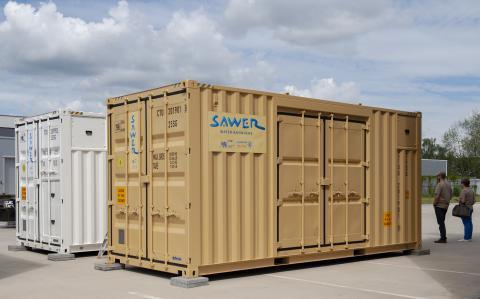 Solar Air Water Earth Resource (S.A.W.E.R.)